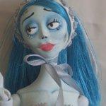 Труп невесты. Шарнирная кукла