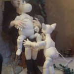 Шарнирная кукла Снифф - это звучит гордо! Муми-семейство