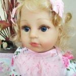 Силиконовая кукла реборн девочка