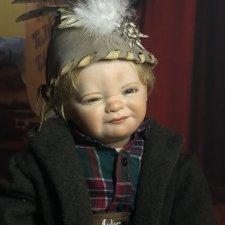 Редкий мальчишка по имени Линд. Забавный мимичный мальчуган! Только  2 дня-23500!