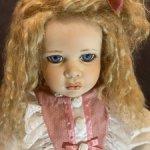 Нежная булочка Бобби, замечательная авторская пампушка! Старая цена-21500