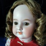 Антикварная кукла Armand Marsel 1894/8