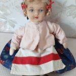 Продам куклу русскую,тканевую.Артель.