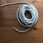 Итальянская резинка  4мм для перетяжки кукол