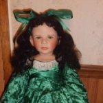 Девочка Лидия (Lydia) от известной Kaye Wiggs