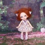 Платья для pukifee Fairyland и аналогичных кукол