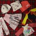 Набор №13 из 7-ми предметов новой одежды для Паолочек,Дарлинг и др.кукол 32-34см аналог.размера