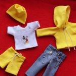 Сет одежды для мальчика Yo-SD (Littlfee, Soom и аналогичных)
