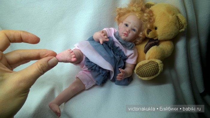 Куколки из фетра своими руками 27