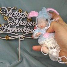 Малышки из полиуретана на мягком теле by Victoria Vihareva- Pechenkina