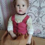 Малышка Luzie от Sabine Esche , Götz 1994 г .