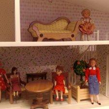Жители кукольного домика