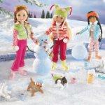 "Wee 3 Friends  ""Snow! Snow! Snow!"""