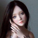 Моя первая полиуретановая шарнирная кукла