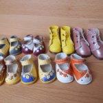 Обувь для кукол Паола Рейна
