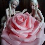Две чудесные девочки от Юлии Нечаевой
