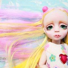 Нового и яркого кому? Новые мини-куколки и радужная девочка