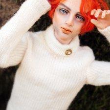 Яркий, рыжий, осенний... Ян... есть фото НЮ