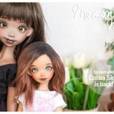 у Atelier Momoni + преордер на Momoni и Momonita