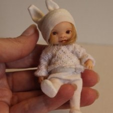 Крошка на ладошке от Нелли Губиной