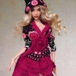 Шарнирная кукла Ребекка