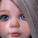 Переделка польской куклы под ГОТЦ