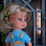 Куколка Райнштайн восстановленная