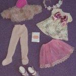 Комплект одежды и обуви от Кэрол кудряшки