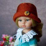 Комплект «Я не Красная Шапочка!» на кукол Paola Reina, Minouche