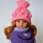 Комплект «Конфетка» на кукол Paola Reina, Minouche
