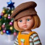 Комплект «Сорванец» на кукол Paola Reina, Minouche