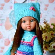 Комплект «Весёлый гномик» на кукол Paola Reina, Minouche