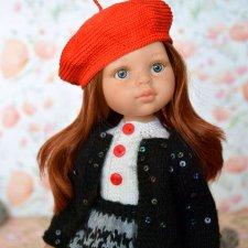 Комплект «Парижанка» на кукол Paola Reina, Minouche