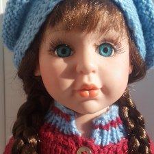 Виниловая кукла NJSF