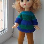 Кукла СССР, Свердловской фабрики игрушек