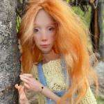 Продам куклу Филиппу  от Елизаветы Смирновой
