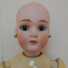 Кукла Русская, антикварная Шрайер и Фингергут. Нужна помощь по атрибуции тела на девочку