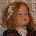 Куплю советские прессопилочные куклы !1940- 1960 гг.Дорого!