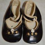 Туфли для куклы СССР .