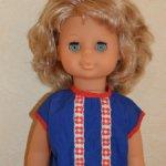 Кукла немецкая , ГДР .Очень красивая