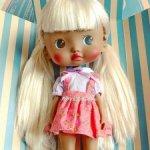 Продам BibooDoll тановую блондиночку