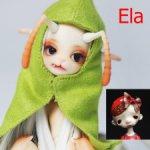 Продам DollChateau Sleepy + Ela head white skin
