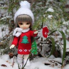 Сказочная зима. Hujoo baby Suve