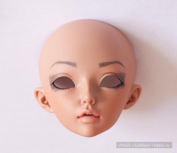 Как сделать макияж бжд 694