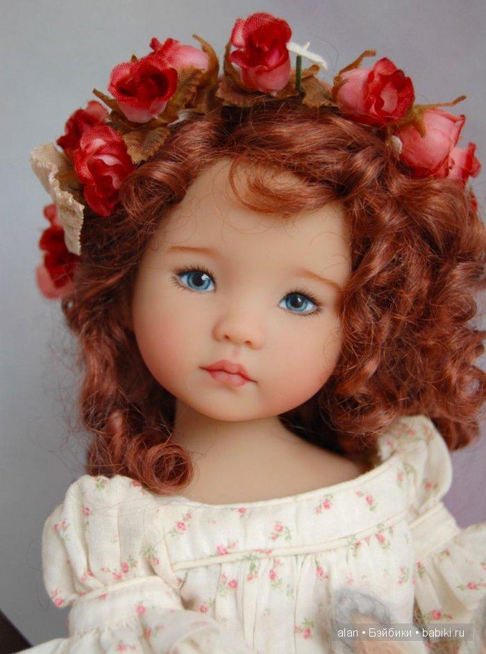 красивые коллекционные куклы фото делает это
