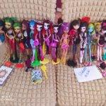 Куклы монстер и эвер автер хай