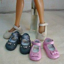 Мой первый опыт по изготовлению обуви маленького размера