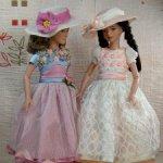 """Комплект одежды для  Tonner """"12"""", ( Тоннер-дети: Marley,Agnes,Alice)"""