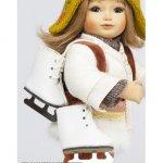 Birgitte Dolls - эльфики из Дании и мебель для кукол 23 см. Обзор
