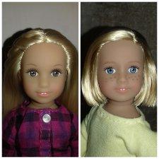 Обзор кукол мини American girl. Часть 3. Кит Киттредж и Джули Олбрайт